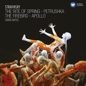 Stravinsky: The Rite of Spring, Petrushka, The Firebird & Apollo