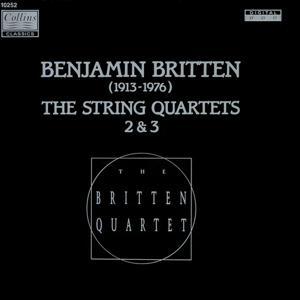 Britten: String Quartet No. 2 & 3