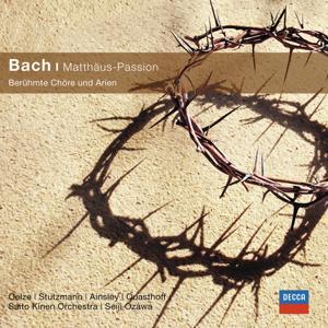 Matthäus-Passion Arien & Chöre (QS) (CC)