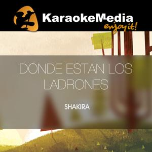 Donde Estan Los Ladrones(Karaoke Version) [In The Style Of Shakira]
