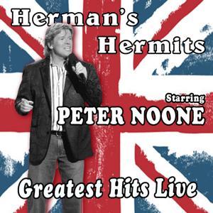 Herman's Hermits Greatest Hits (Live)