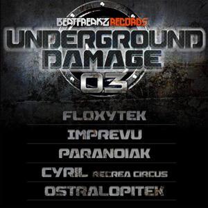 Underground Damage 03
