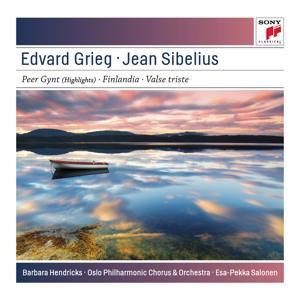 Grieg:  Peer Gynt, Op. 23 (Excerpts) - Sony Classical Masters