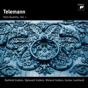 Telemann: Pariser Quartette Vol. 1