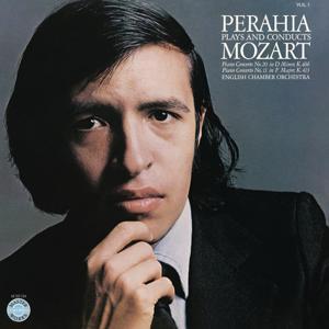 Perahia Plays and Conducts Mozart: Piano Concertos Nos. 11 & 20