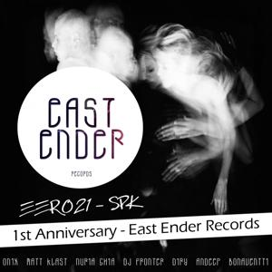 SPK Remixes / 1st Anniversary of East Ender Records