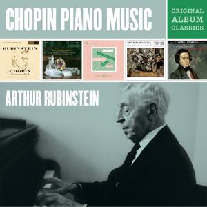 Arthur Rubinstein Plays Chopin - Original Album Classics