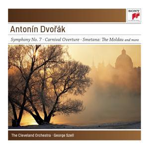 Dvorák: Symphony No. 7 & Carnival Overture -  Smetana: The Moldau, Bartered Bride and More