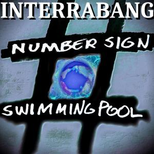 Number Sign Swimming Pool