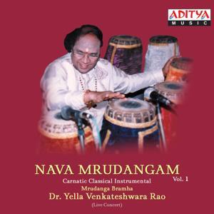 Nava Mrudangam, Vol. 1 (Live)