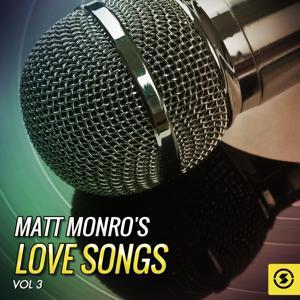 Matt Monro's Love Songs, Vol. 3