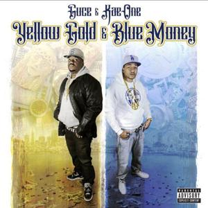 Yellow Gold & Blue Money