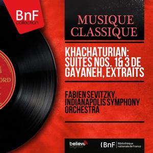Khachaturian: Suites Nos. 1 & 3 de Gayaneh, extraits (Mono Version)
