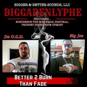 Better 2 Burn Than Fade