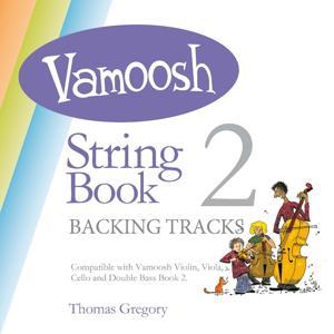 Vamoosh String Book 2 (Backing Tracks)