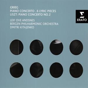 Grieg: Piano Concerto, 6 Lyric Pieces - Liszt: Piano Concerto No. 2