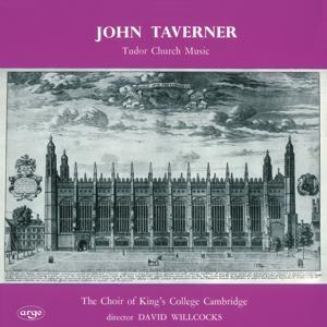 Taverner: Tudor Church Music; Croft: Burial Service
