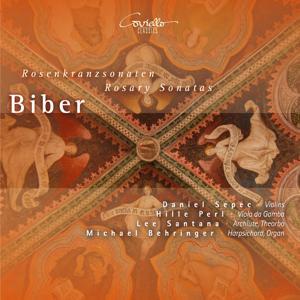 Biber: Rosary Sonatas Nos. 1 - 15 and Passacaglia