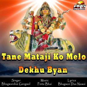 Tane Mataji Ko Melo Dekhu Byan