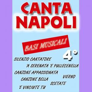 Canta Napoli, Vol. 4 (Basi musicali)