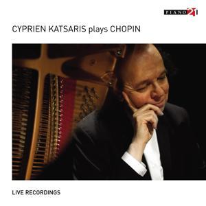 Cyprien Katsaris Plays Chopin (Live Recordings)