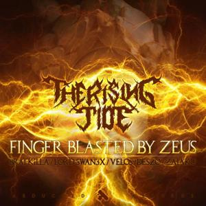 Finger Blasted by Zeus