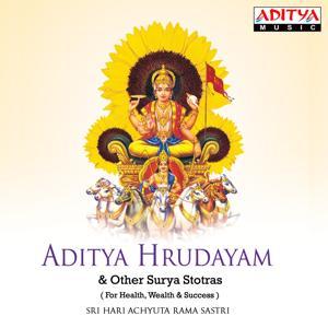 Aditya Hrudayam & Other Surya Stotras