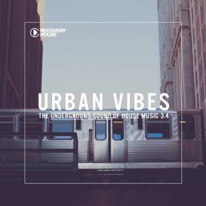 Urban Vibes - The Underground Sound of House Music 3.4