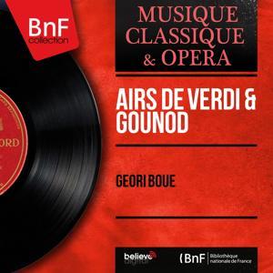 Airs de Verdi & Gounod (Mono Version)