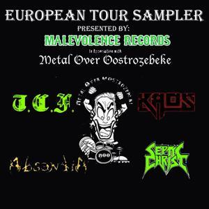 European Tour Sampler, Vol. 1