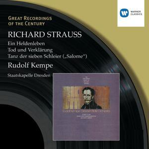 R. Strauss:Tanz der seiben Schleier/Tod und Verklärung/Ein Heldenleben