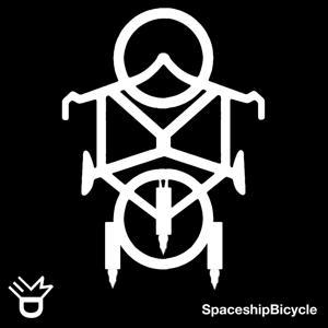 Spaceship Bicycle