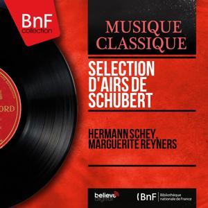 Sélection d'airs de Schubert (Mono Version)