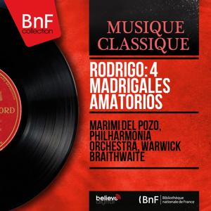 Rodrigo: 4 Madrigales Amatorios (Mono Version)