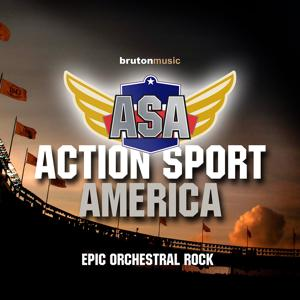 Action Sport America: Epic Orchestral Rock