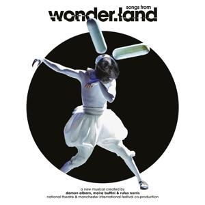 Songs From wonder.land (Original Cast Recording)