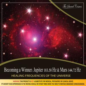 Becoming a Winner: (Binaural Beats & Isochronic Tones Jupiter - 183.58 Hz & Mars - 144.72 Hz)