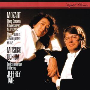 Mozart: Piano Concerto No. 17; Quintet For Piano & Wind