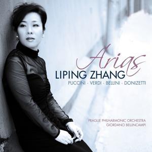 Liping Zhang: Vocal Recital