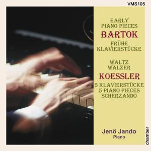 Bartok - Koessler: Piano Works