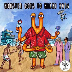 Monster Goes to Miami 2016