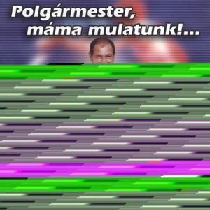 Polgármester, Máma Mulatunk!