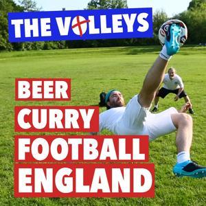 Beer Curry Football England