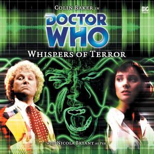 Main Range 3: Whispers of Terror (Unabridged)