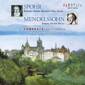 Spohr: Double String Quartet No. 1 & Mendelssohn: Stringt Octet