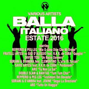 Balla italiano estate 2016