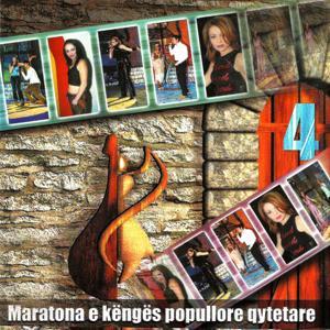 Maratona e Këngës Popullore Qytetare, Vol. 4