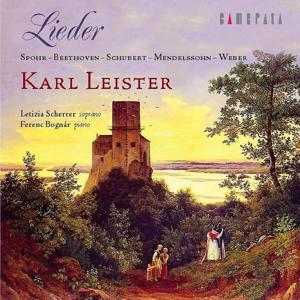 Lieder: Karl Leister