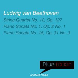 Blue Edition - Beethoven: String Quartet No. 12, Op. 127 & Piano Sonatas Nos. 1, 18