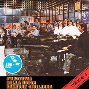 3º Festival della nuova canzone siciliana, Vol. 3